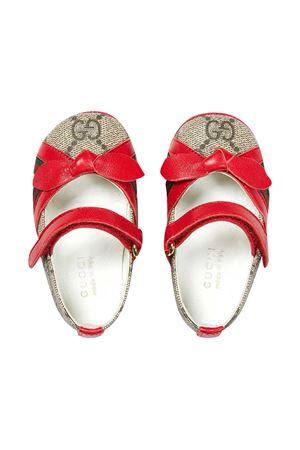 Ballerine GG Supreme Gucci kids GUCCI KIDS | -216251476 | 6470242OQ309766