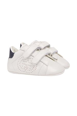 White shoes Gucci Kids  GUCCI KIDS | 12 | 6470281D7409062