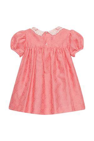 Pink dress Gucci Kids  GUCCI KIDS | 11 | 648253XWAOA5182