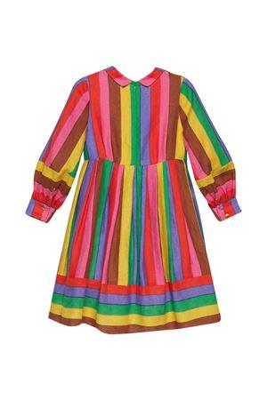 Dress with Gucci kids embroidery GUCCI KIDS | 11 | 649441ZAGM36148