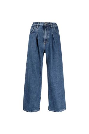 Jeans crop a vita alta modello Woodstock Haikure HAIKURE | 9 | HEW03230DF089L0565