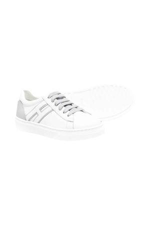 Hogan Kids white sneakers  HOGAN KIDS | 12 | HXT3400K390FH5923S