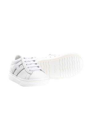 Hogan Kids white sneakers  HOGAN KIDS | 12 | HXT3400K390ICN0351