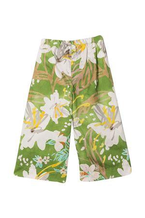 Pantaloni a fiori Il Gufo IL GUFO   9   P21PR013C4068564