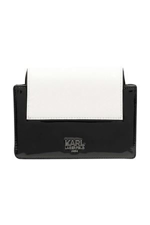 Borsa a spalla Karl Ikonik Karl Lagerfeld Kids Karl lagerfeld kids | 31 | Z1010409B
