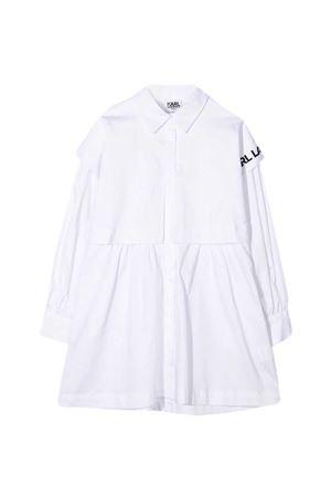Mini Me Karl Lagerfeld Kids teen shirt dress Karl lagerfeld kids | 11 | Z1217910BT