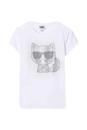 T-shirt Ikonik Choupette Karl Lagerfeld Kids Karl lagerfeld kids | 8 | Z1530010B