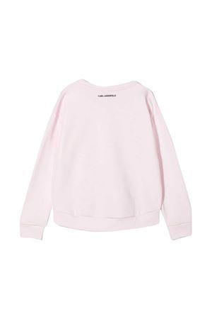 Teen Choupette Karl Lagerfeld Kids sweatshirt Karl lagerfeld kids | -108764232 | Z1531344AT