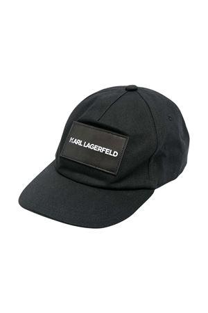 Cappello da baseball con applicazione Karl Lagerfeld Kids Karl lagerfeld kids | 75988881 | Z2102009B