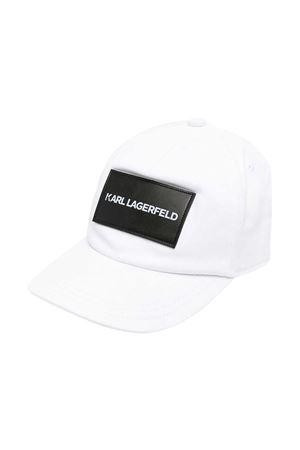 Cappello da baseball con applicazione Karl Lagerfeld Kids Karl lagerfeld kids | 75988881 | Z2102010B
