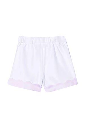 Shorts con orlo a smerlo La stupenderia la stupenderia | 5 | TBBR72P10D03