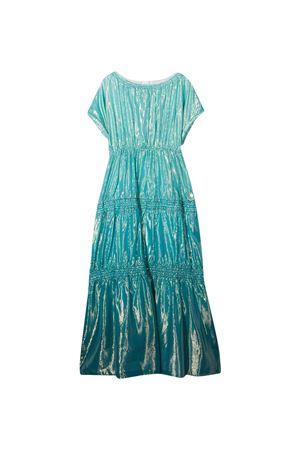 Vestito blu teen Lanvin Enfant Lanvin enfant   11   N1200977CT