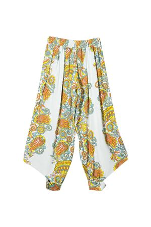 Multicolor trousers Lanvin enfant  Lanvin enfant   9   N14009Z40