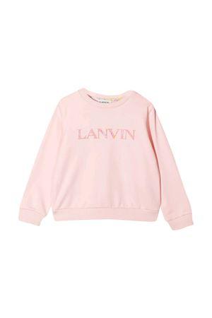 Felpa con stampa Lanvin Enfant Lanvin enfant   -108764232   N1502745Z