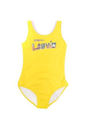 Costume giallo teen Lanvin enfant intero Lanvin enfant   85   N17000553T