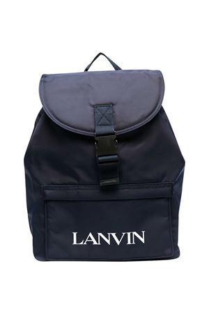 Zaino con stampa Lanvin Enfant Lanvin enfant   5032345   N20003859