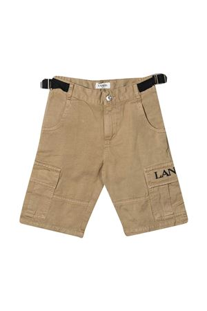 Cargo shorts teen LANVIN Enfant Lanvin enfant   30   N24013659T