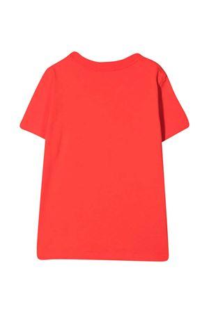 T-shirt rossa teen LANVIN Enfant Lanvin enfant   8   N25024997T