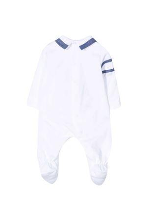 Le Bebé Enfant white onesie  Le bebè | 1491434083 | LBB2987SETA