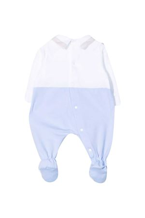 Two-tone blue and white Le Bebé Enfant  Le bebè | 1491434083 | LBB3056B/AZU