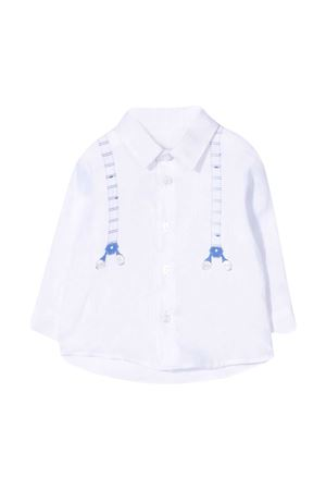 Le Bebé Enfant white shirt Le bebè | 5032334 | LBB3095SETA