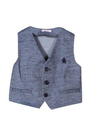 Le Bebé Enfant blue vest  Le bebè | 38 | LBB3102BLU