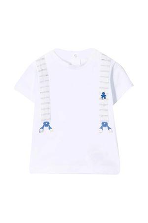 White Le Bebé Enfant t-shirt  Le bebè | 8 | LBB3137SETA