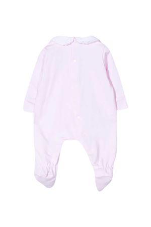 Le Bebé Enfant pink onesie  Le bebè | 1491434083 | LBG3314ROSA