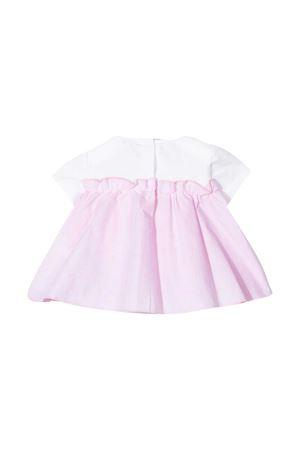 Baby T-shirt with ruffles Le bebè | 8 | LBG3362B/R