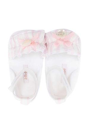 Le Bebé Enfant white sandals  Le bebè | 5032315 | LBG3369B/R