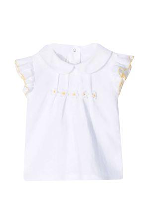 Top bianco Le Bebé Enfant Le bebè | 40 | LBG3391SETA