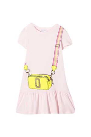 Abito teen con stampa Little Marc Jacobs kids Little marc jacobs kids   11   W12362475T