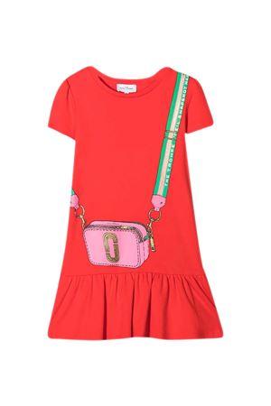 Abito modello T-shirt con stampa Little Marc Jacobs kids Little marc jacobs kids   11   W12362997