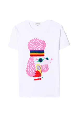T-shirt con stampa Little Marc Jacobs kids Little marc jacobs kids | 8 | W1555210B