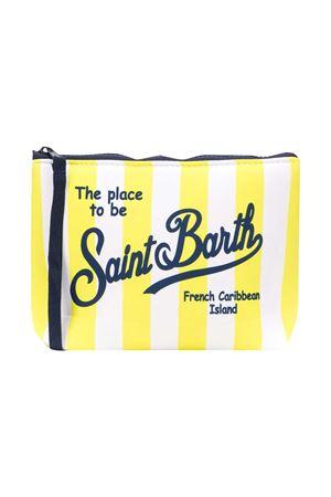 Pouch a righe Aline Mc2 Saint Barth Kids MC2 SAINT BARTH KIDS   62   ALIN001LIG91