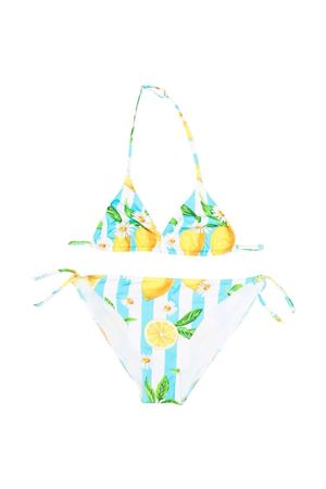 Bikini a righe teen MC2 SAINT BARTH KIDS MC2 SAINT BARTH KIDS | 23 | HOL0001CTRU30T