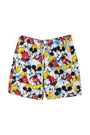 Costume teen da bagno Mickey con stampa Mc2 Saint Barth Kids MC2 SAINT BARTH KIDS | 85 | JEA0001MCSD07T