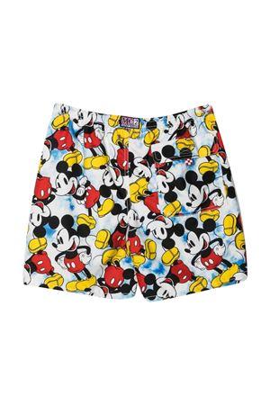 Costume da bagno Mickey con stampa Mc2 Saint Barth Kids MC2 SAINT BARTH KIDS | 85 | JEA0001MCSD07