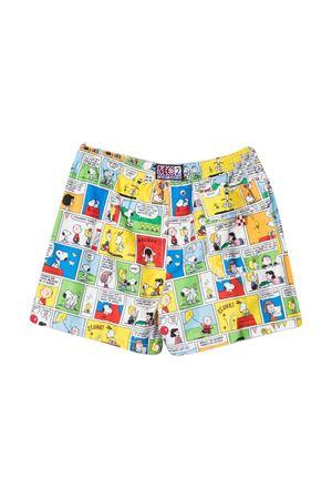 Costume da bagno Snoopy con stampa Mc2 Saint Barth Kids MC2 SAINT BARTH KIDS | 85 | JEA0001PECO01