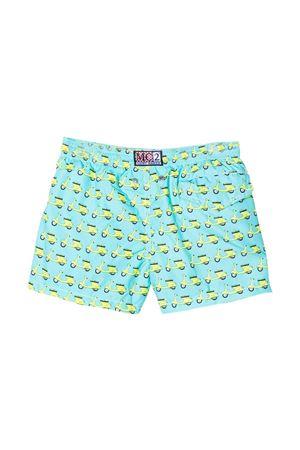 Mc2 Saint Barth kids teen print swimsuit MC2 SAINT BARTH KIDS | 85 | JEA0004MNVP59T