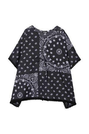 Kimono blu Mc2 Saint Barth Kids MC2 SAINT BARTH KIDS | 5032296 | KAT0001JMFU00