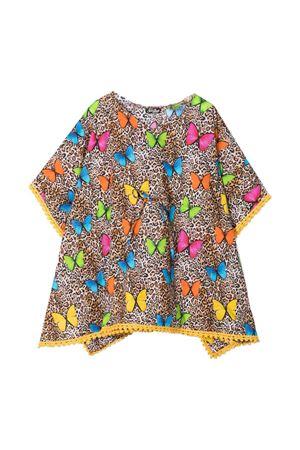 Kimono farfalle Mc2 Saint Barth Kids MC2 SAINT BARTH KIDS | 5032296 | KAT0001LEFL11