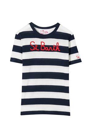 T-shirt a righe Saint Barth kids MC2 SAINT BARTH KIDS | 8 | POT0004EBSL61