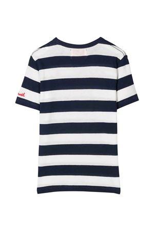 T-shirt a righe teen Saint Barth kids MC2 SAINT BARTH KIDS | 8 | POT0004EBSL61T