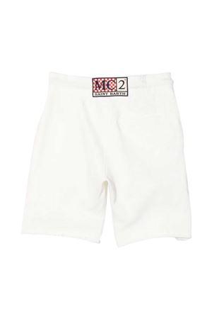Shorts bianchi teen Mc2 Saint Barth Kids MC2 SAINT BARTH KIDS | 85 | RANL006FADE01T