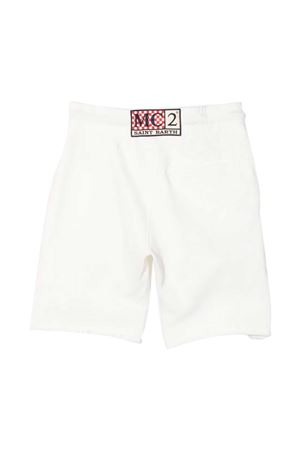 Shorts bianchi Mc2 Saint Barth Kids MC2 SAINT BARTH KIDS | 85 | RANL006FADE01