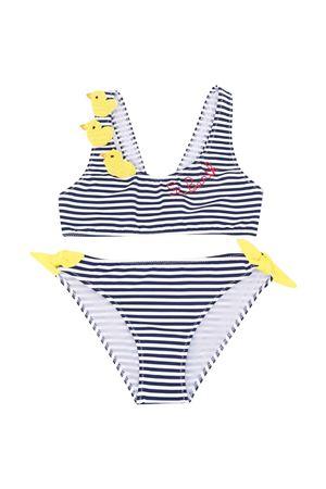 Bikini bambina a righe MC2 SAINT BARTH KIDS | 23 | SOLE001CDKL61