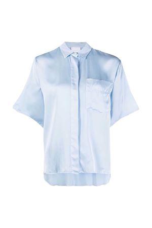 Camicia azzurra Merci Merci | 5032334 | MC190CIELO