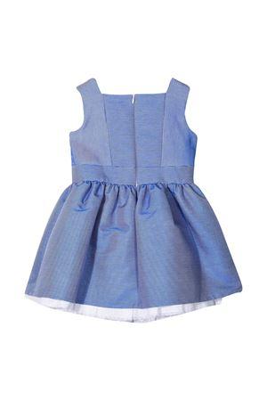 Blue dress Mi Mi Sol kids  MI.MI.SOL | 11 | MFAB228TS0445DKB