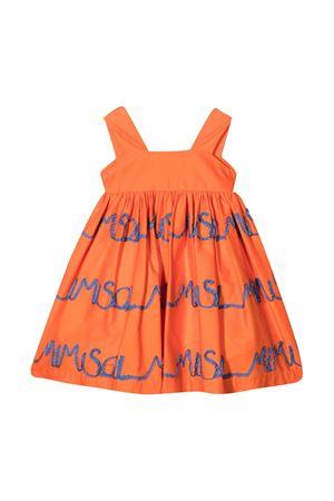 Mi Mi Sol orange dress  MI.MI.SOL | 11 | MFAB247TS0436RIC01